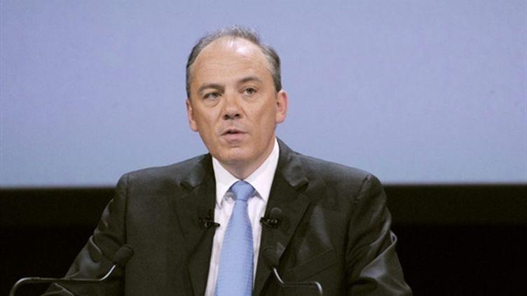 Stéphane Richard, directeur général d'Orange (AFP/ERIC PIERMONT)
