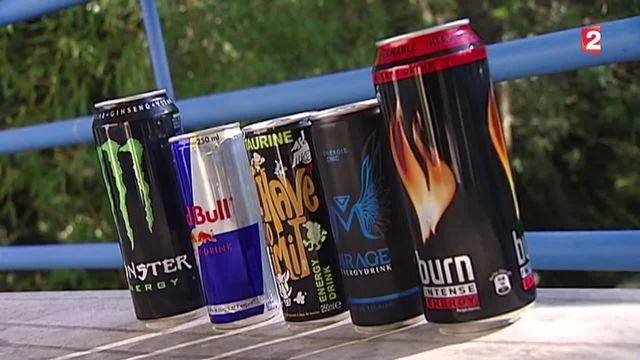Boissons énergisantes : une taxe fait baisser la dose de caféine contenue dans les canettes