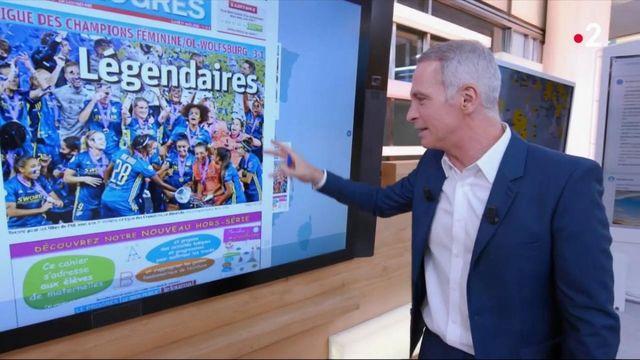 Victoire d'Alaphilippe, Olympique lyonnais, rentrée scolaire ... La revue de presse régionale du 31 août
