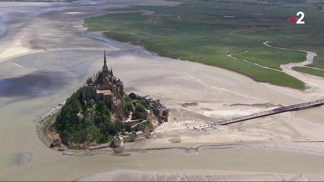 Patrimoine : à la découverte de la baie du Mont-Saint-Michel
