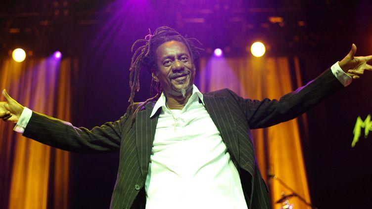 Luiz Melodia au festivlal de Montreux le 6 juillet 2012  (Emmanuel Joffet / Sipa)