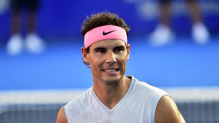 Rafael Nadal. (PEDRO PARDO / AFP)