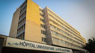 L'hôpital de la Pitié-Salpêtrière, à Paris, le 21 septembre 2016. (MAXPPP)
