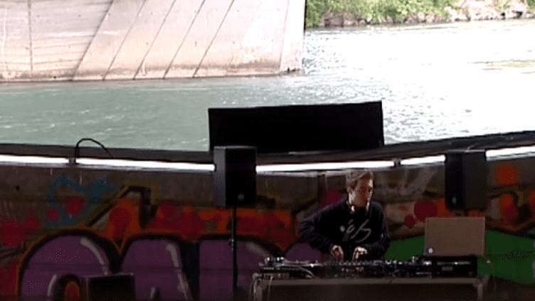Platines sous un pont  (France3/culturebox)