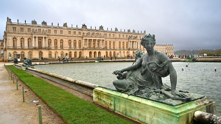 Le château de Versailles. (JOEL LE GALL / MAXPPP)