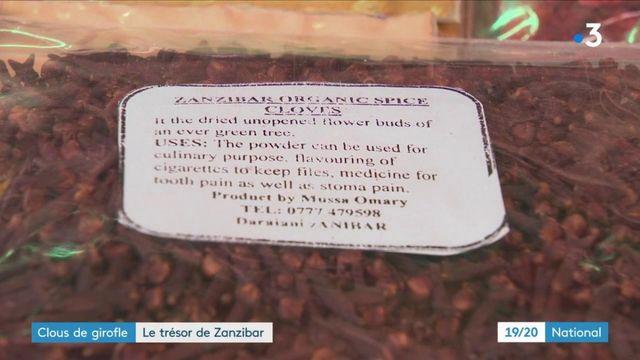 Zanzibar : le clou de girofle, seconde source de revenus de l'archipel