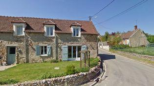 Capture écran Google images de la commune de Goussancourt (Aisne), le 27 mai 2019. (GOOGLE MAPS)