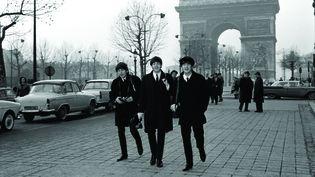 Paris, France 1964 (détail)  (Leslie Bryce)