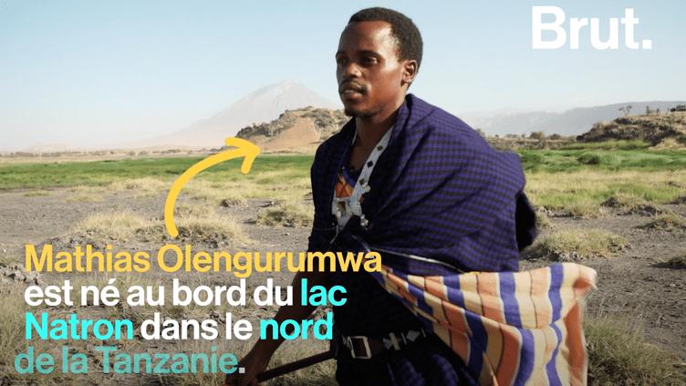 VIDEO. En Tanzanie, ce jeune Massaï raconte comment il vit le réchauffement climatique (BRUT)