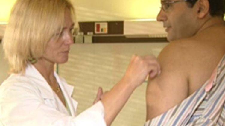 Depuis le début de la campagne, près de 4,6 millions de personnes ont été vaccinées en France contre la grippe A.