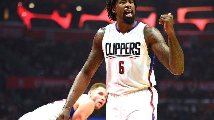 DeAndre Jordan (Los Angeles Clippers) (HARRY HOW / GETTY IMAGES NORTH AMERICA)
