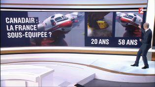 """Capture d'écran du """"20 heures"""" de France 2 du 25 juillet 2017. (FRANCE 2)"""