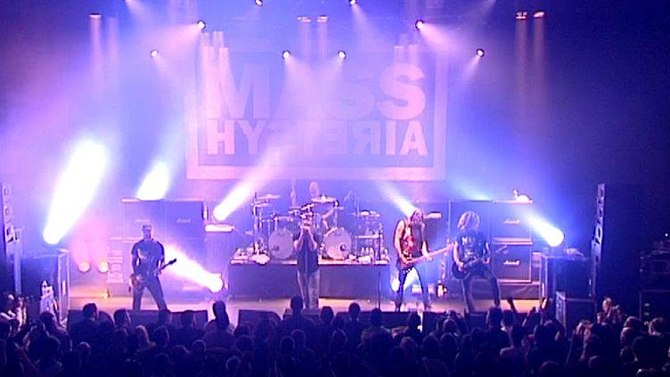 Mass Hysteria en concert à Chauny  (France 3 / Culturebox)