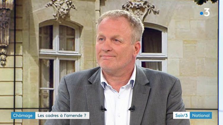 François Hommeril (CFE-CGC) (France 3)