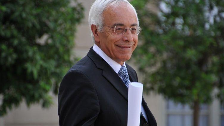 L'ambassadeur israélien Yossi Gal,le 23 août 2012 à Paris. (CITIZENSIDE / ZAER BELKALAI / AFP)