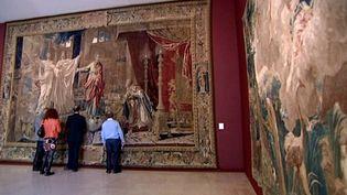Chefs d'oeuvre de la tapisserie à Nancy  (France3/culturebox)