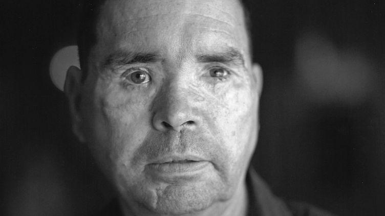 Henri Fentener, Motard de la gendarmerie accidenté en service en 1998  (Armand Rouleau)