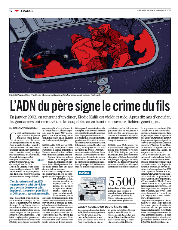 Libération page 12  (Libération)