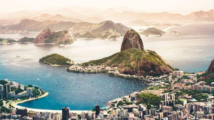 La baie de Rio de Janeiro. S'expatrier et créer une activité au Brésil requiert un bon accompagnement. (GETTY IMAGES)