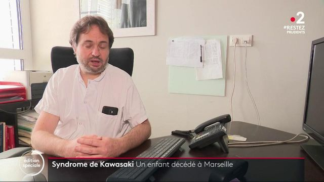 Covid-19 : un enfant de 9 ans atteint du syndrome de Kawasaki décédé à Marseille