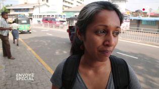 """""""On ne peut pas laisser autant de personnes avec des histoires pareilles"""" : quand Champika, adoptée au Sri Lanka, découvre le trafic dont elle a été victime (ENVOYÉ SPÉCIAL  / FRANCE 2)"""