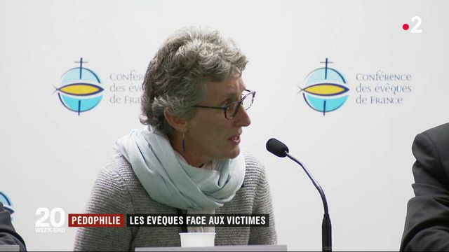 Lourdes : évêques et victimes de pédophilie côte à côte