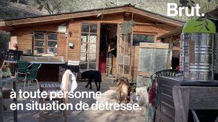 VIDEO. À Breil-sur-Roya, une communauté Emmaüs où tout le monde peut travailler (BRUT)