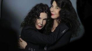 Les deux pianistes de renom Katia et Marielle Labèque. (CAPTURE ECRAN FRANCE 2)