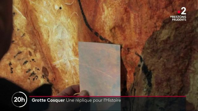 Grotte Cosquer : une merveille archéologique bientôt répliquée