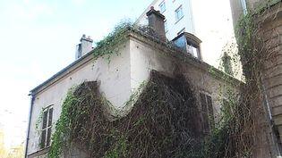La maison de Pierre Henry dans le 12e arrondissement de Paris  (France 3 / Culturebox)