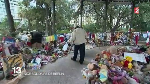 Attentat de Berlin : les Niçois revivent leur traumatisme