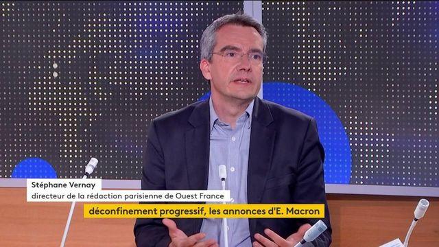 Déconfinement : Emmanuel Macron précise sa stratégie
