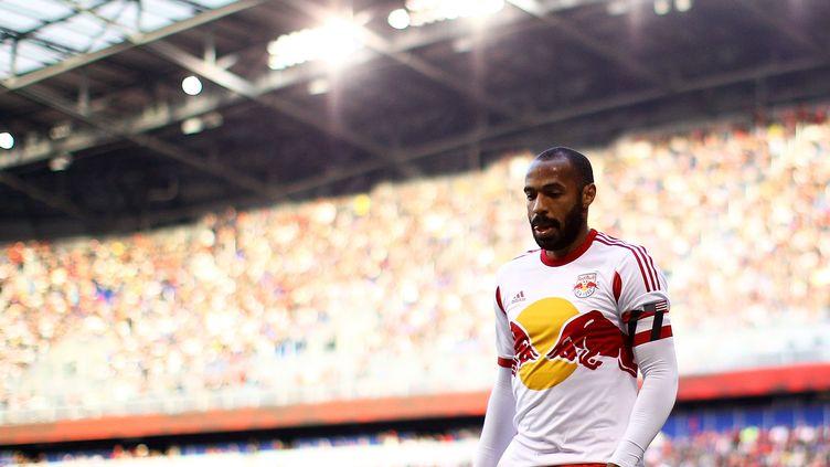 Thierry Henry lors de sa dernière apparition avec les Red Bulls (MIKE STOBE / GETTY IMAGES NORTH AMERICA)