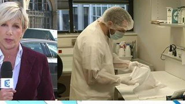 Vaste opération de tests ADN au siège de la PJ parisienne