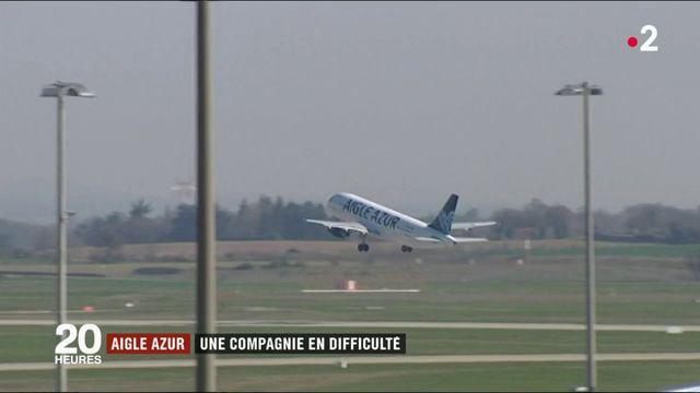 Aigle Azur : la compagnie aérienne connaît de grosses difficultés