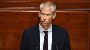 Franck Riester, juillet 2017  (Eric FEFERBERG / POOL / AFP)