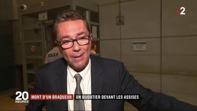 Bijoutier de Nice : Stephan Turk plaide la légitime défense