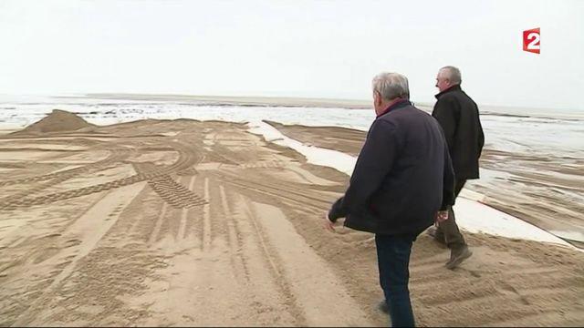 Érosion : quand les communes déplacent les plages