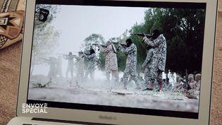 """""""Les lionceaux du califat"""", extrait (Envoyé spécial) (FRANCE 2 / FRANCETV INFO)"""