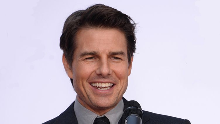 Tom Cruise le 3 décembre 2013.  (Robyn Beck / AFP)