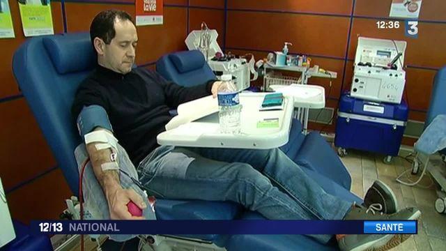 Santé : appel pour le don du sang