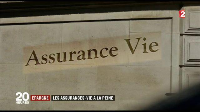 Investissements : les Français délaissent peu à peu l'assurance-vie