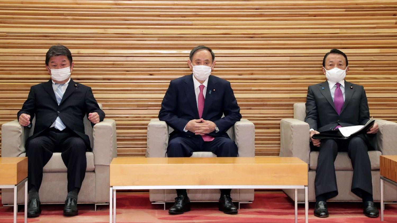 Covid-19 : le Japon répète sa volonté d'organiser les Jeux olympiques durant l'été 2021