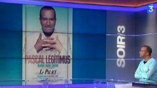 """Pascal Légitimus est """"Alone Man Show""""  (Culturebox)"""