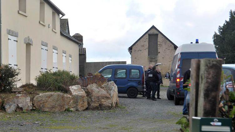 (Anne Barbot avait été tué dans le garage de sa ferme à Vritz en Loire-Atlantique en mars 2013 © MaxPPP)