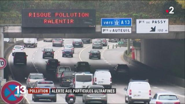 Pollution : une étude pointe la dangerosité des particules ultrafines