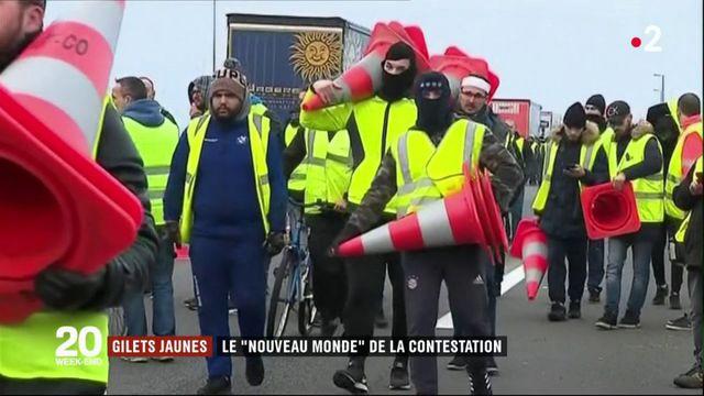 """""""Gilets jaunes"""" : le """"nouveau monde"""" de la contestation"""