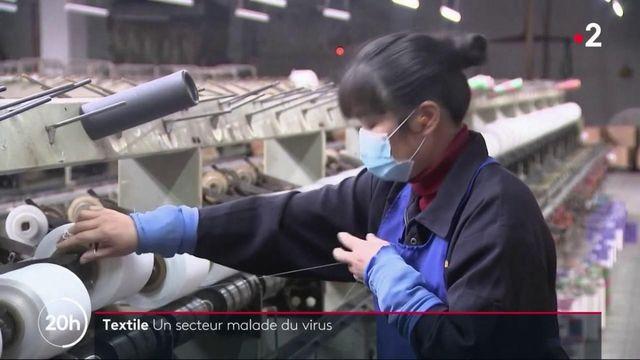 Covid-19 : les répercussions du virus sur le secteur du textile