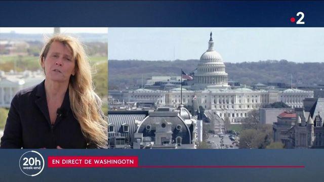 Un policier tué lors d'une attaque au Capitole — États-Unis