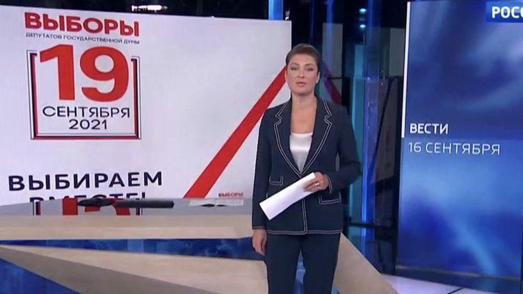 Eurozapping : des élections législatives tendues en Russie ; un projet d'attentat déjoué en Allemagne (FRANCEINFO)